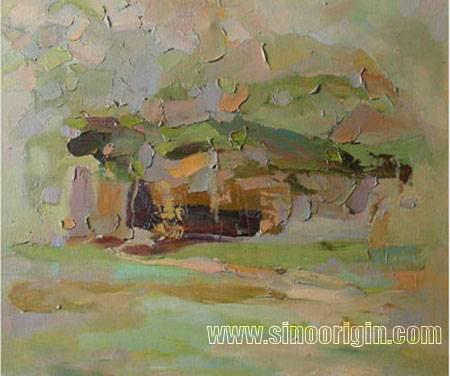 Yuxiang-Lv-Original-Oil-painting-19