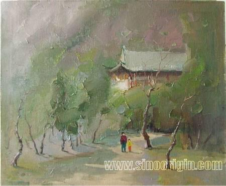 Yuxiang-Lv-Original-Oil-painting-36