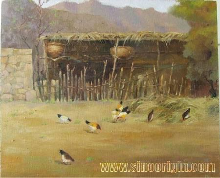 Yuxiang-Lv-Original-Oil-painting-37