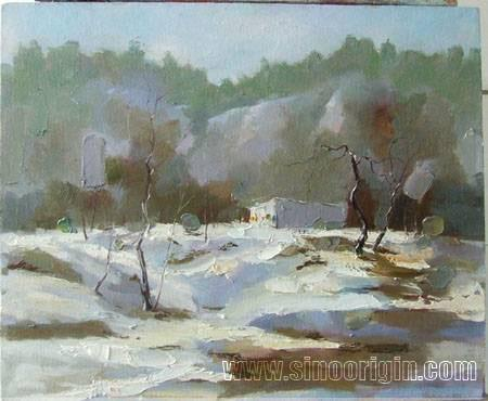 Yuxiang-Lv-Original-Oil-painting 38