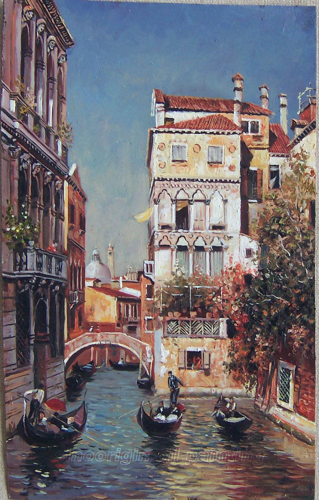 Venice Painting Venice Oil Painting Sinoorigin